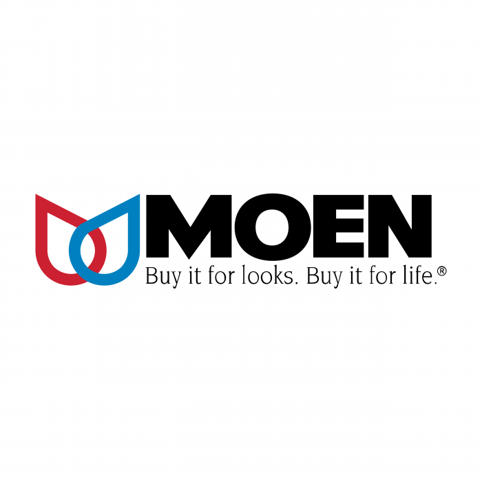 Moen logo colour
