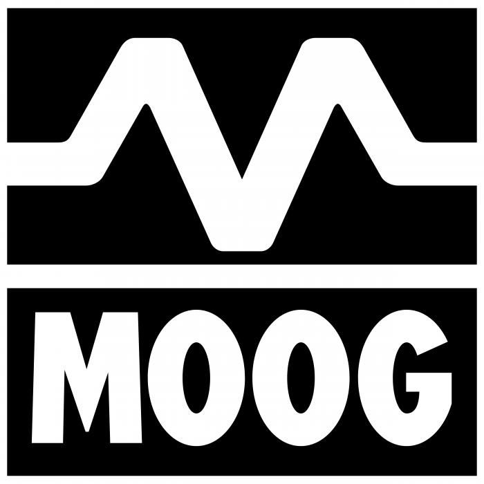 Moog logo M
