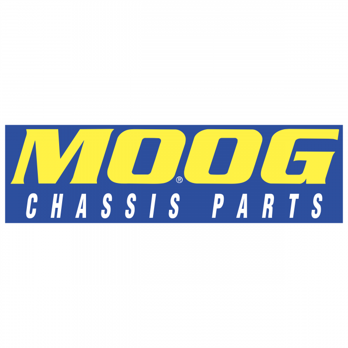 Moog logo chassis parts