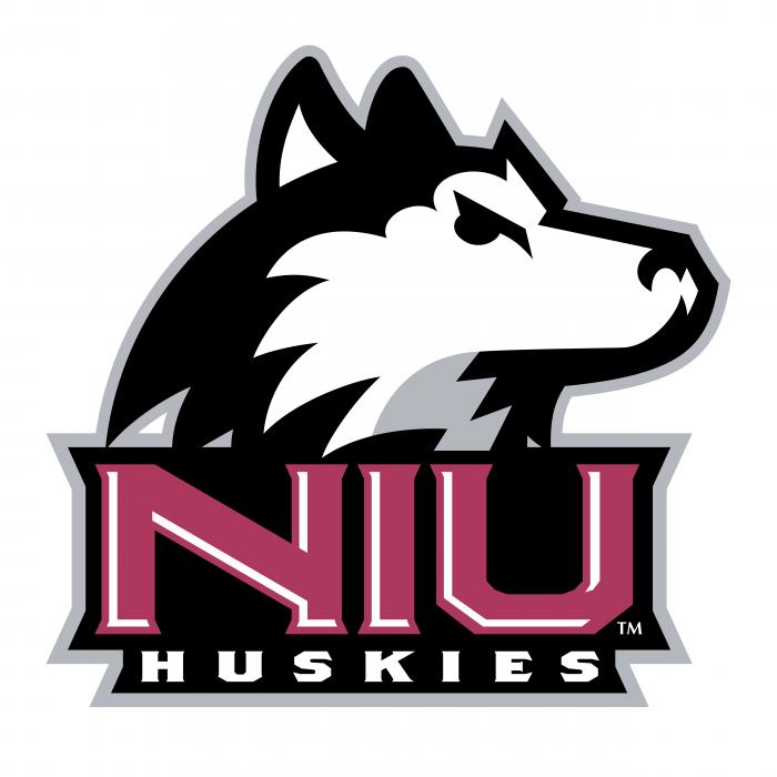 NIU Huskies logo tm