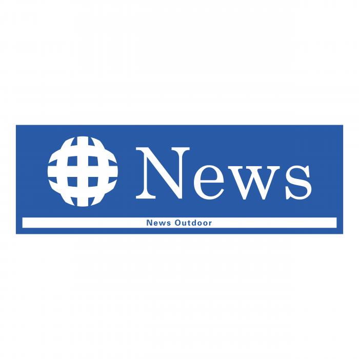 News logo blue
