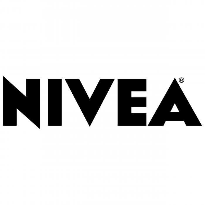Nivea logo black