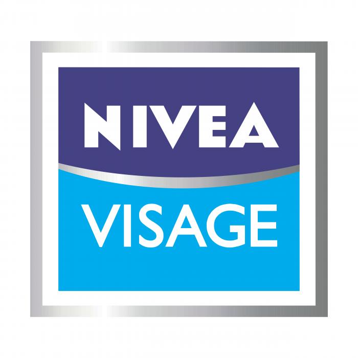 Nivea logo visage