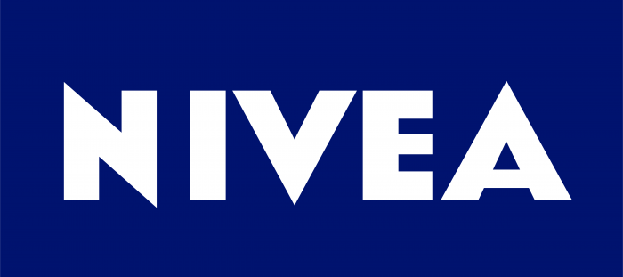 Nivea logo white