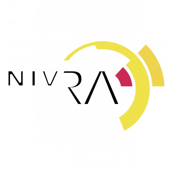 Nivra logo black