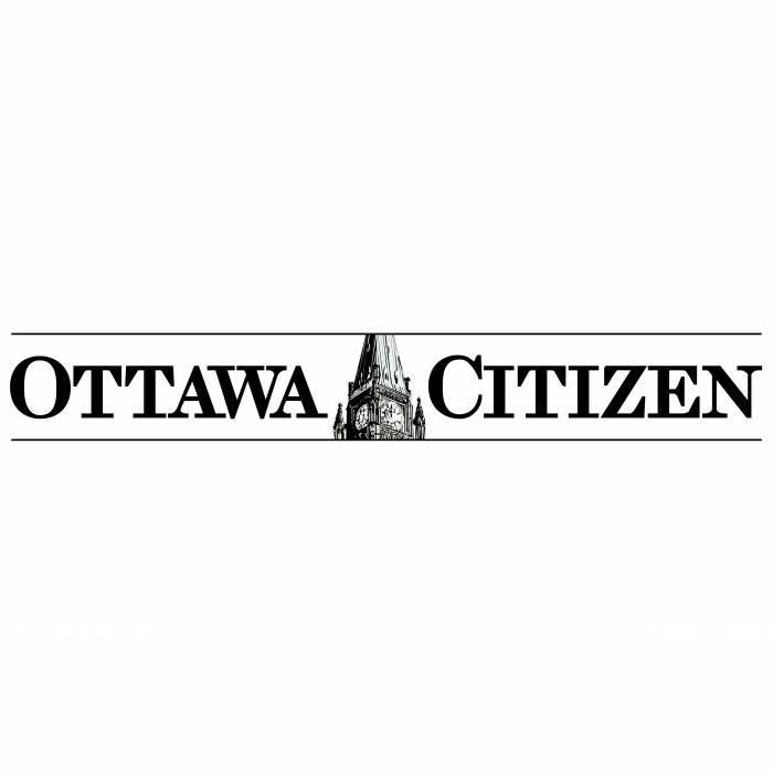 Ottawa Citizen logo black
