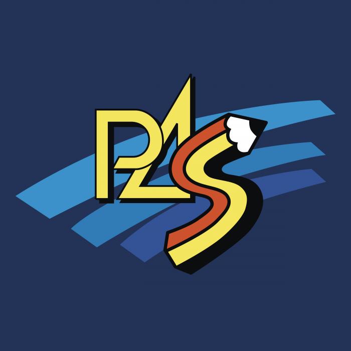 PAS logo cube