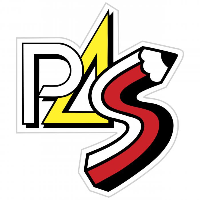 PAS logo white