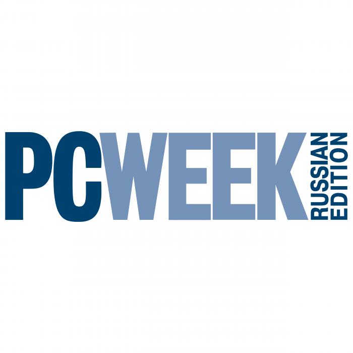 PCWeek logo rus