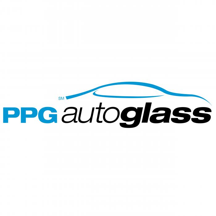PPG Auto Glass logo colour