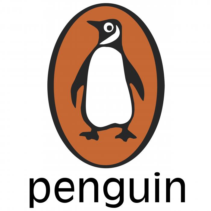 Penguin logo pink