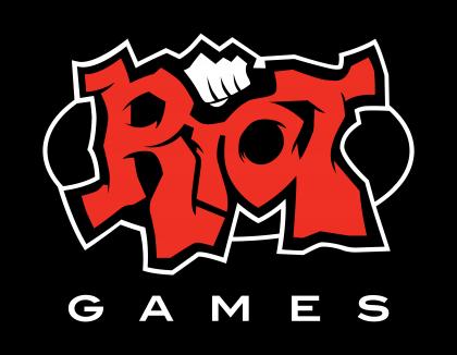 Riot Games logo cube