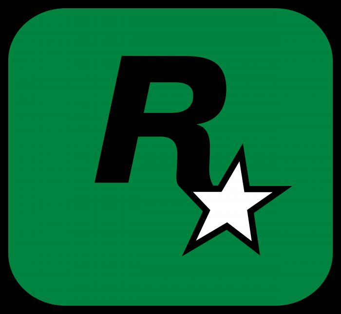 Rockstar logo green