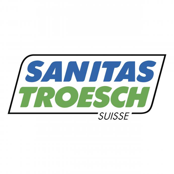 Sanitas Troesch logo black