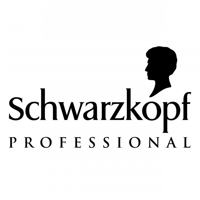 Schwarzkopf logo professional