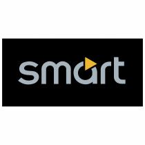 Smart logo black
