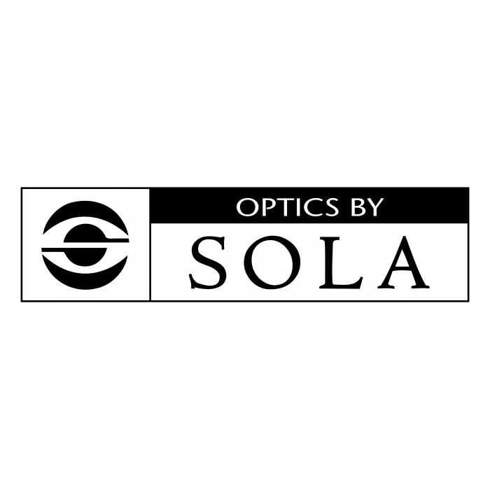 Sola logo white