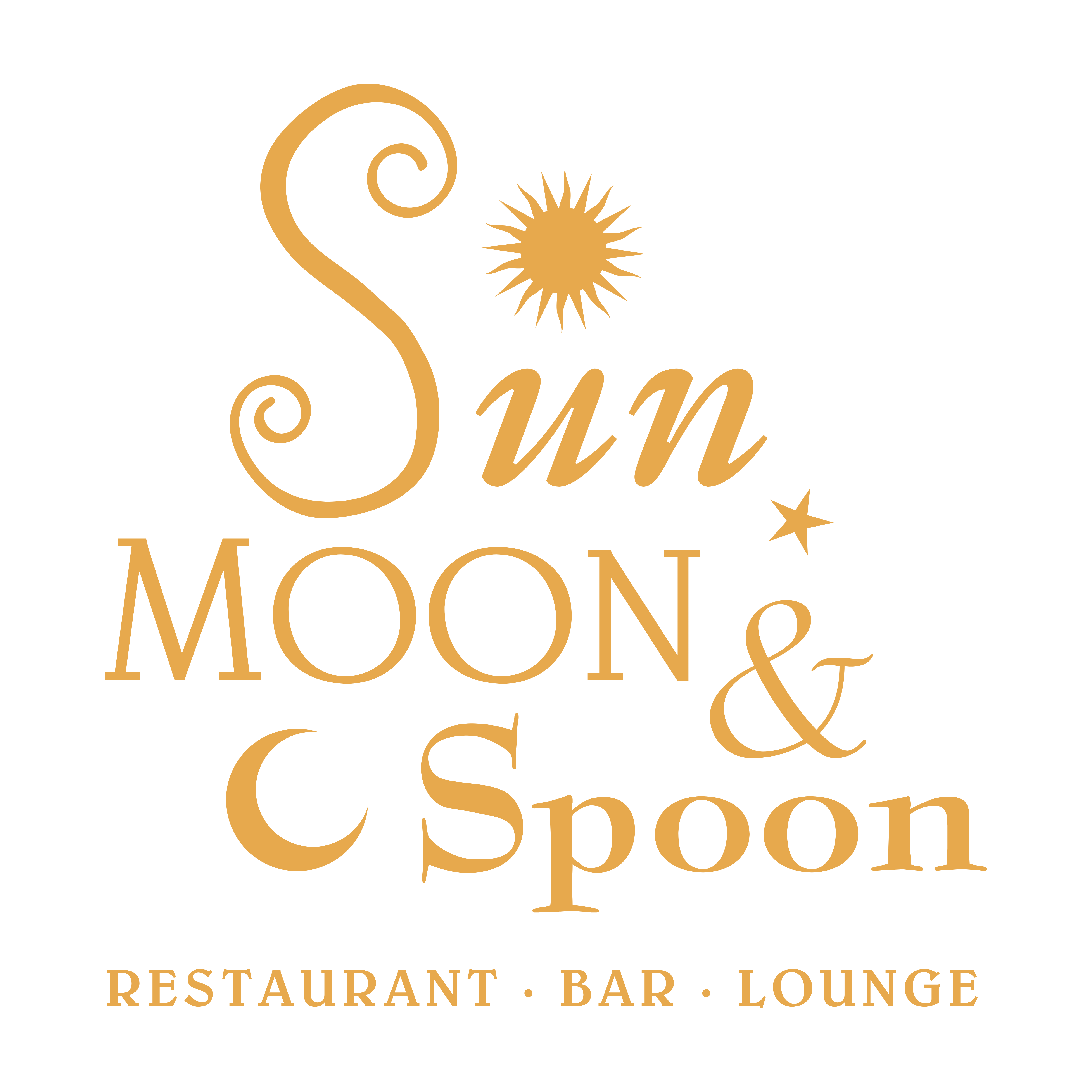 sun moon spoon logos download. Black Bedroom Furniture Sets. Home Design Ideas