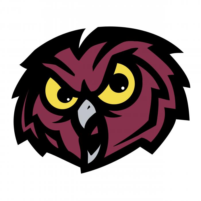 Temple Owls logo head