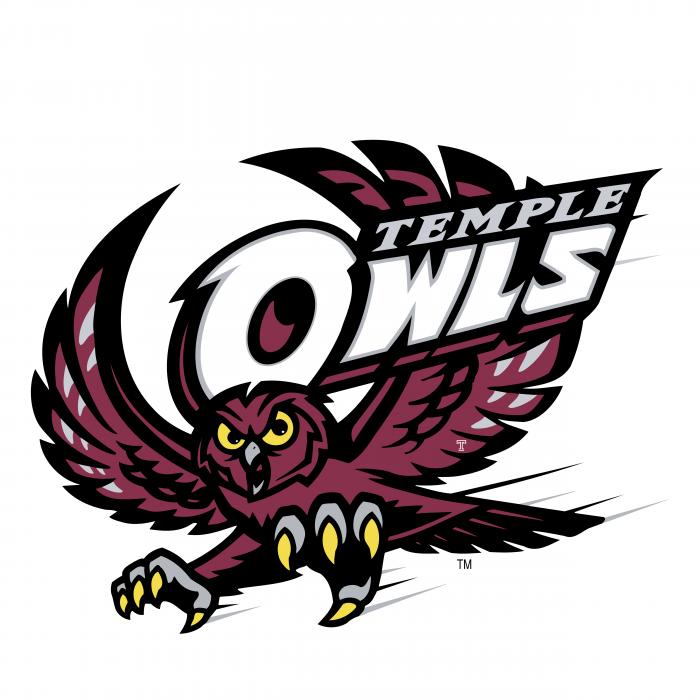 Temple Owls logo sport