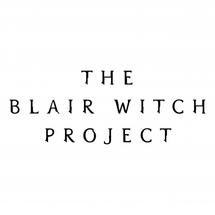 The Blair Witch Project logo