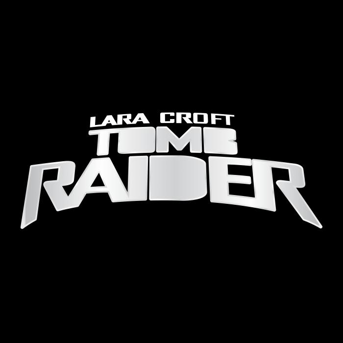 Tomb Raider logo cube