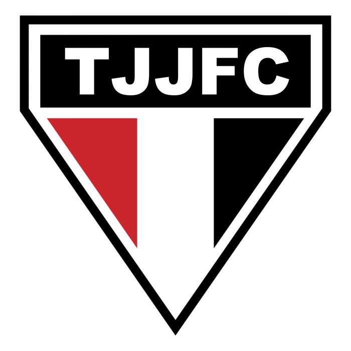 Tricolor do Jardim Japao Futebol Clube de Sao Paulo SP logo tjjfc