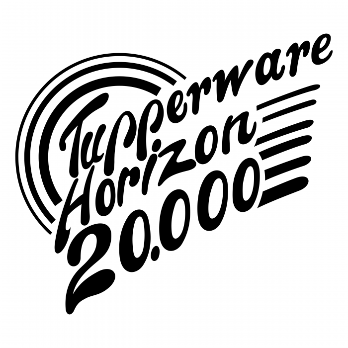 Tupperware logo 20000