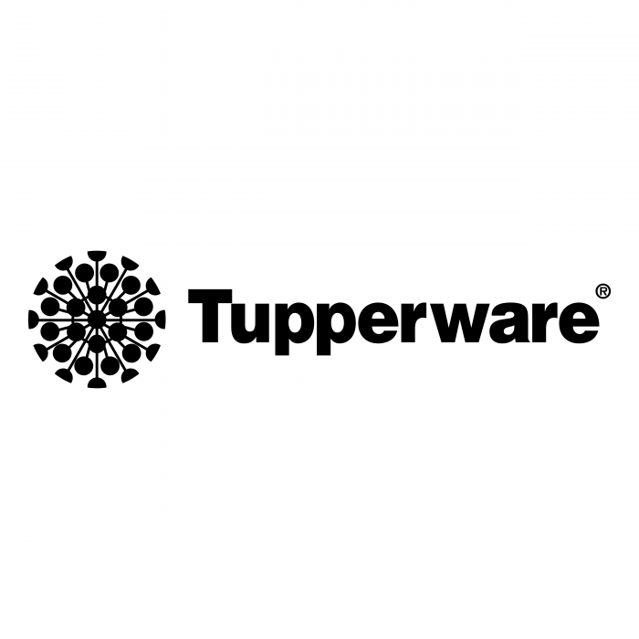 Tupperware logo black