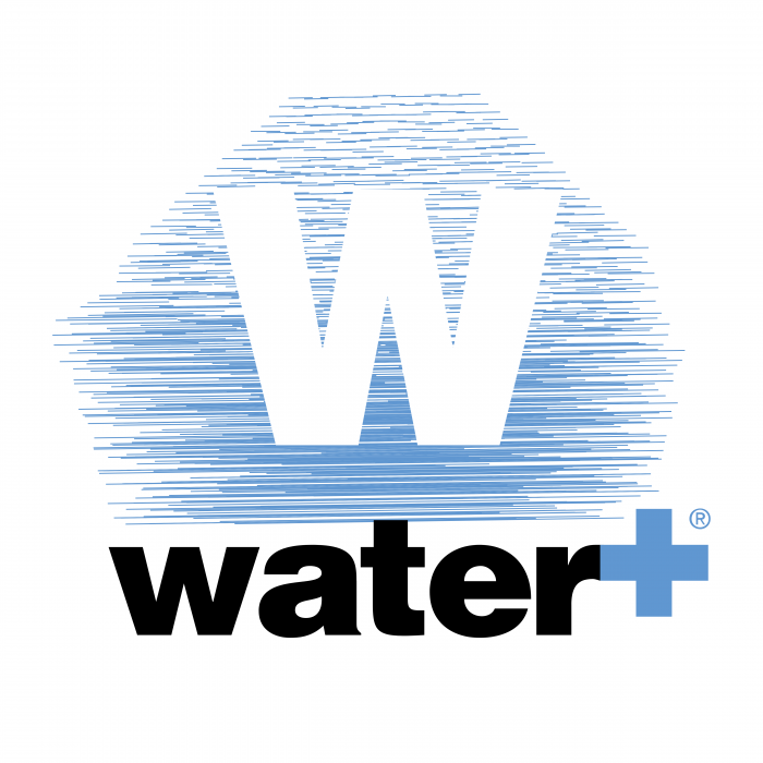 Water logo +