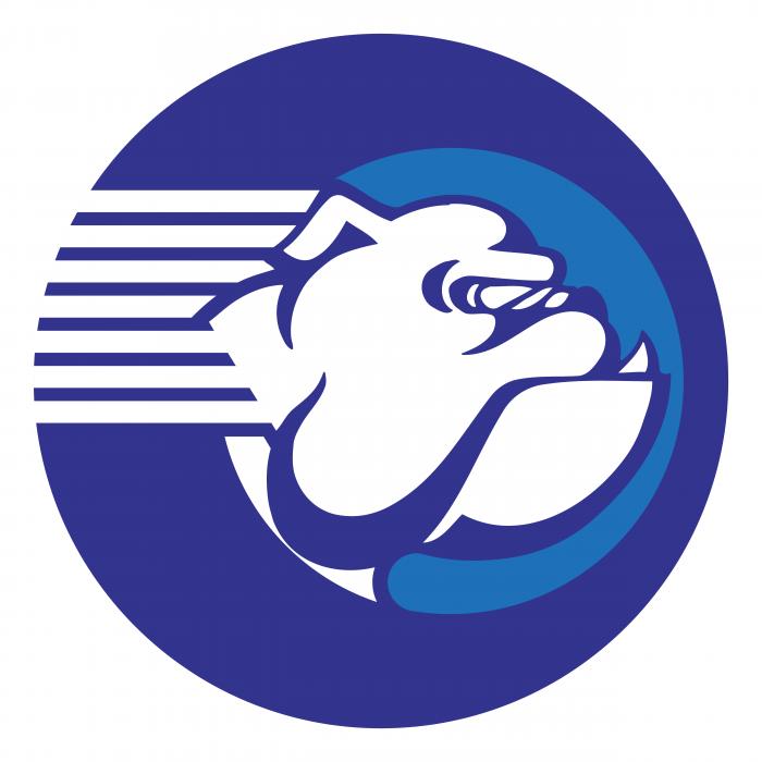 Yale Bulldogs logo cercle
