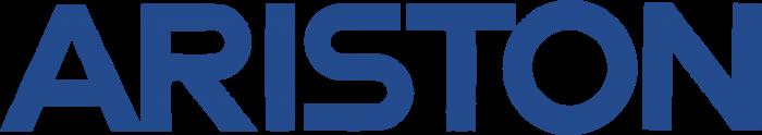 Ariston logo blue