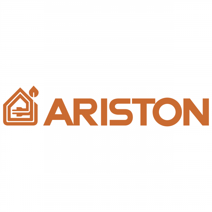 Ariston logo orange