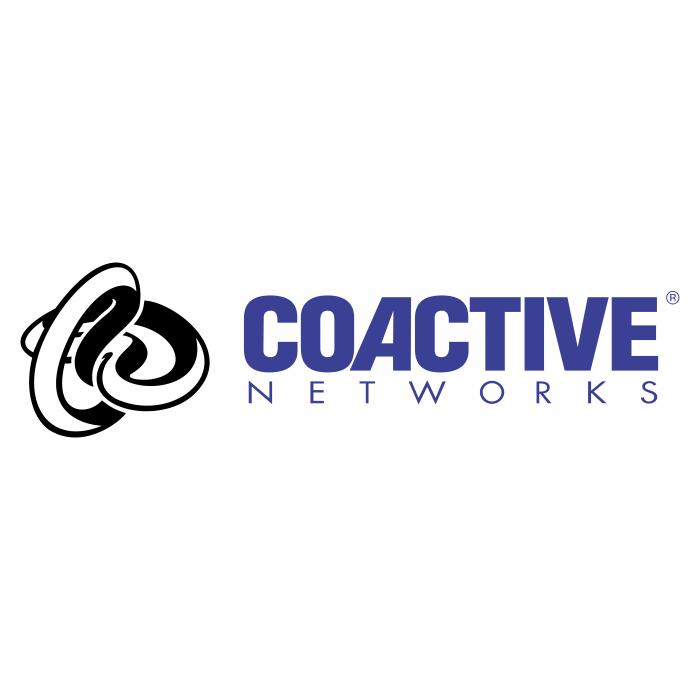 Coactive logo networks