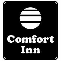 Comfort Friendly Inn logo black