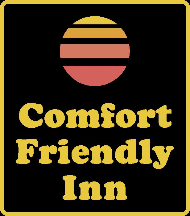 comfort friendly inn � logos download