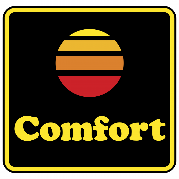 Comfort logo cube