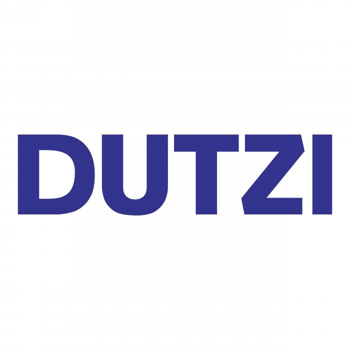 Dutzi logo blue
