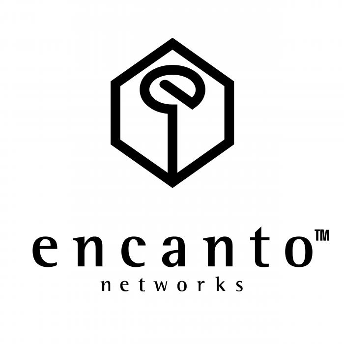 Encanto Networks logo black