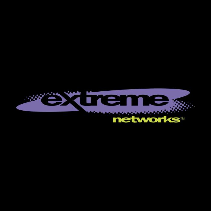 Extreme Networks logo cube