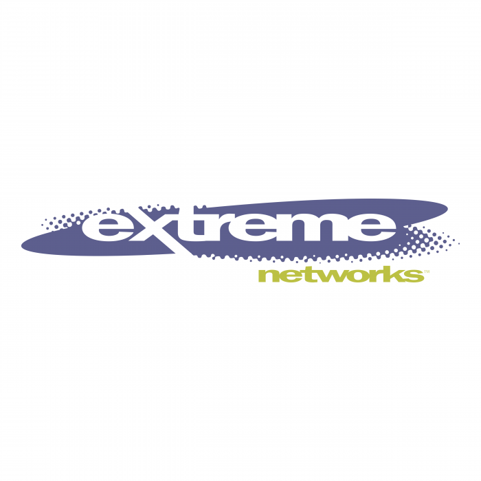 Extreme Networks logo oval