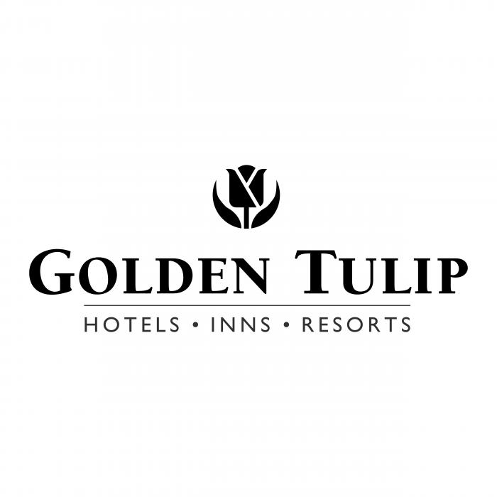 Golden Corral logo black