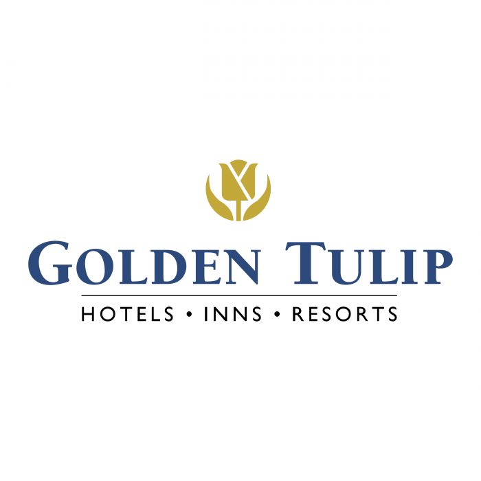 Golden Tulip logo gold