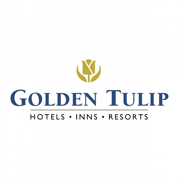 Golden Tulip logo gold