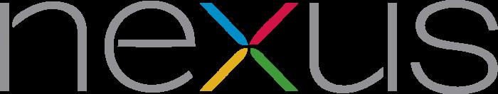Google Nexus logo grey
