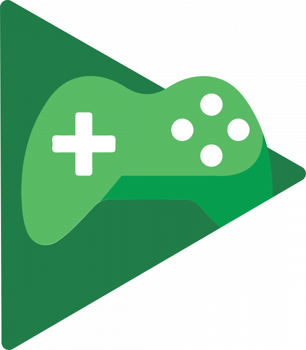 Google Play logo games