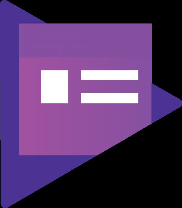 Google Play logo newstand