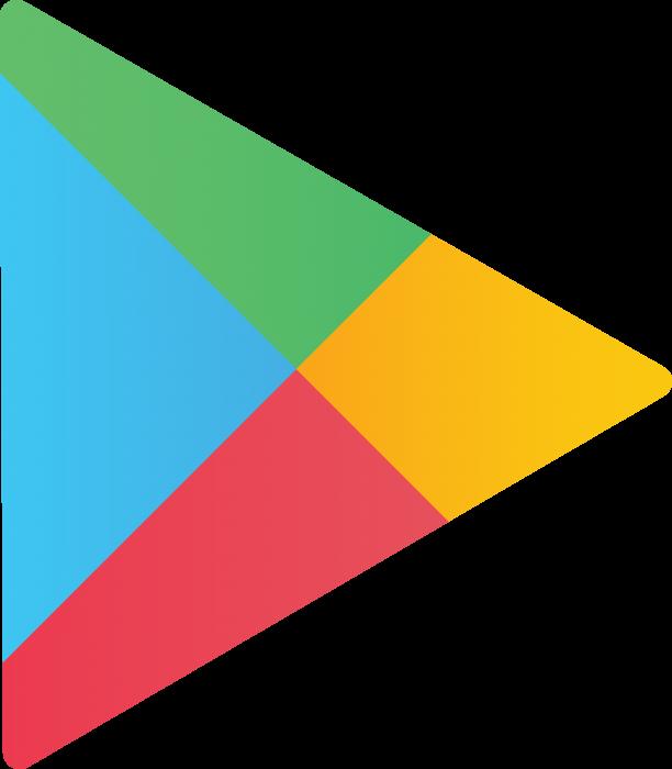 Google Play logo store
