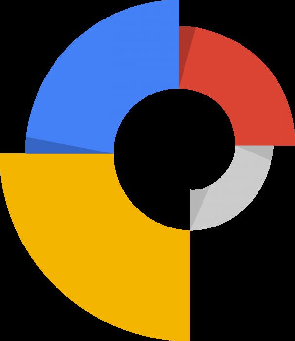 Google Web Designer logo colour