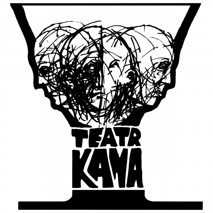 KANA Theater logo black